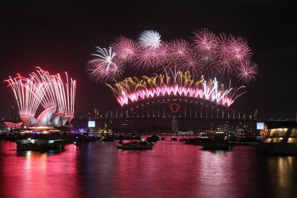 Sydney Harbour Bridge współcześnie (fot. David Clare)