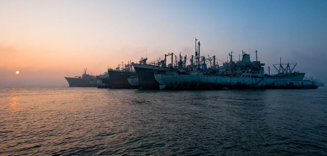 Suisun Bay Reserve Fleet - galeria