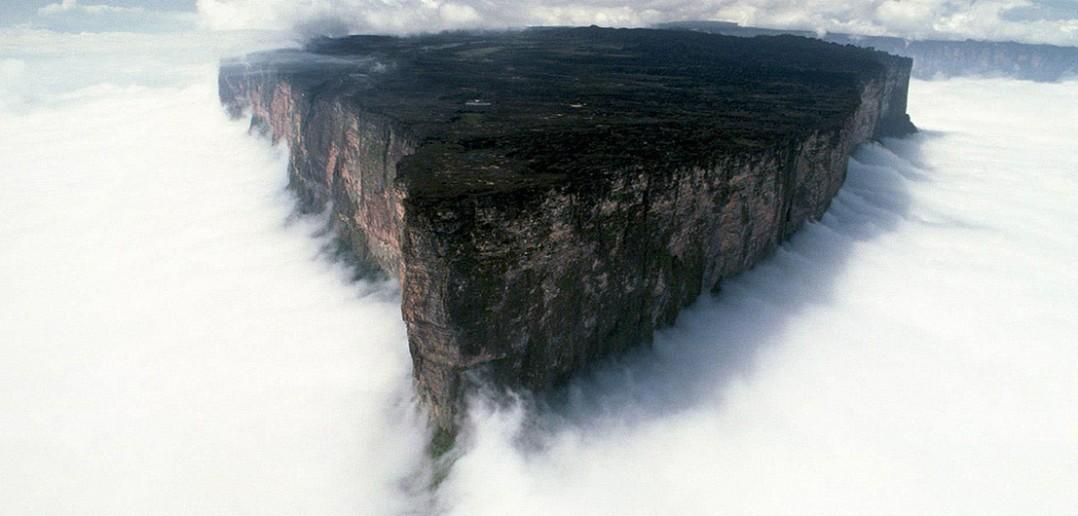 Roraima - niesamowita góra w Ameryce Południowej - zdjęcia