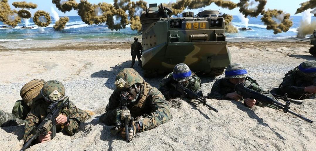 Manewry Ssang Yong 16 - desant piechoty morskiej – film
