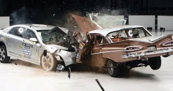 1959 Chevrolet Bel Air vs. 2009 Chevrolet Malibu - film