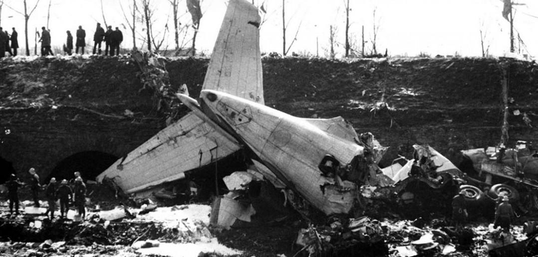 Największe katastrofy lotnicze w Polsce