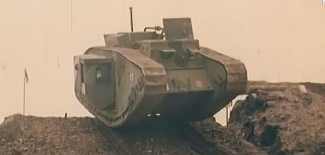 Brytyjskie czołgi w akcji - 1961 rok - film