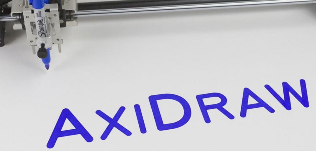 """AxiDraw - """"wynalazek do pisania"""""""