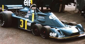 Tyrrell P34 - sześciokołowy bolid F1