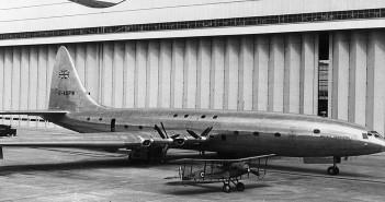 Bristol Brabazon - zapomniany latający kolos
