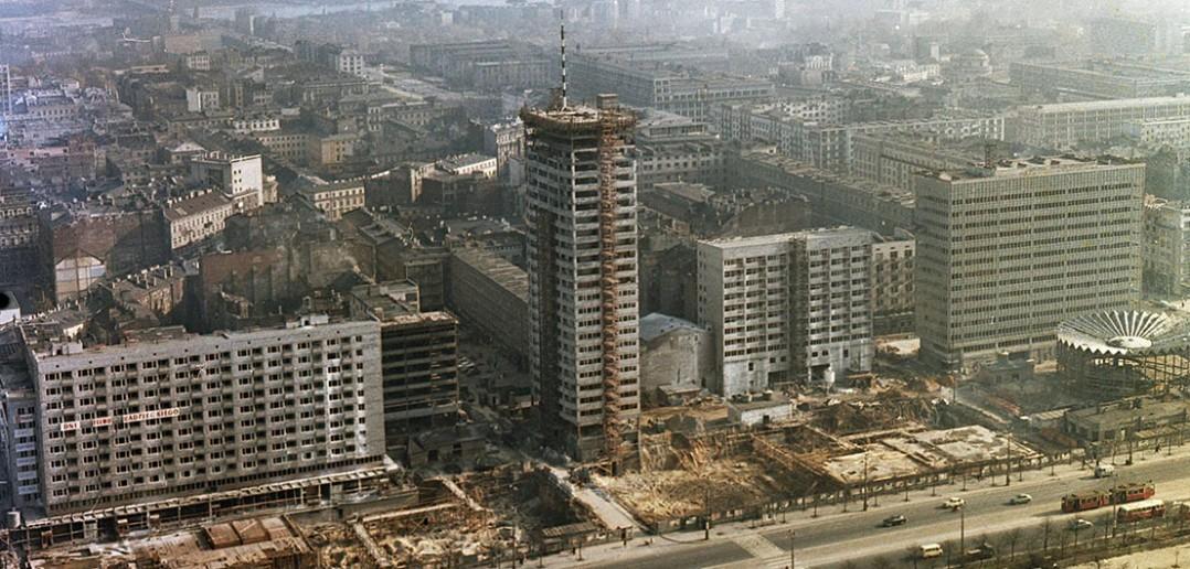 Warszawa w 1964 roku - galeria