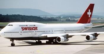 Linie lotnicze Swiss - krótka historia