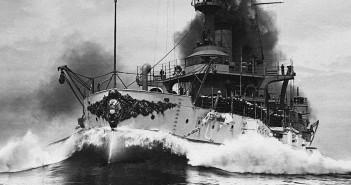Pancernik USS Connecticut