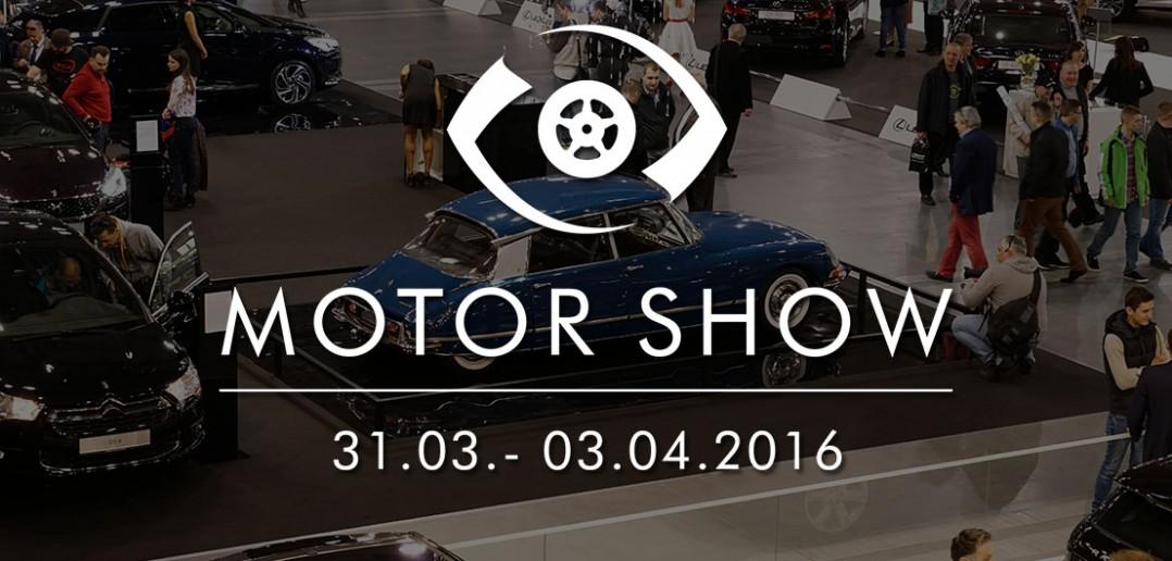 Poznań Motor Show 2016