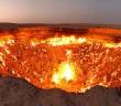 Wrota Piekieł w Turkmenistanie