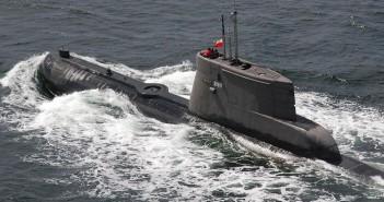 Okręty podwodne typu 207 - Kobben