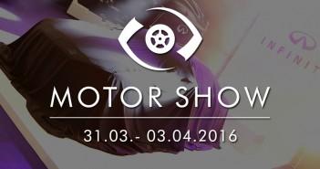 Poznań Motor Show 2016 - galeria