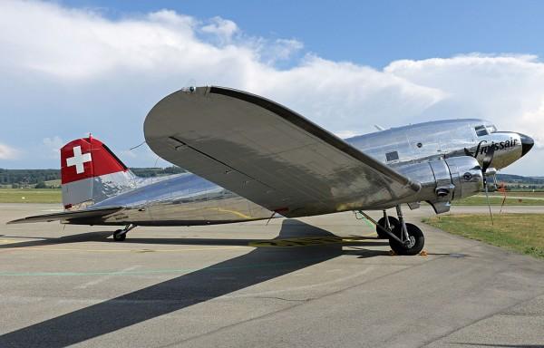 Odrestaurowany Douglas DC-3
