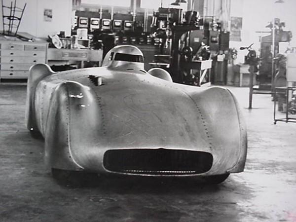 Fageol Supersonic jeszcze jako samochód do bicia rekordów