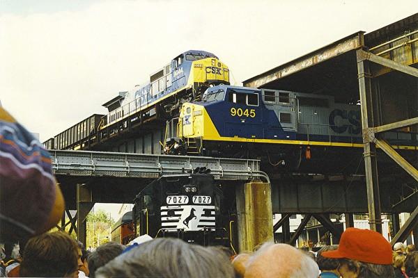 Richmond Triple Crossing - 1995 rok (fot. cogp39/Flickr.com)