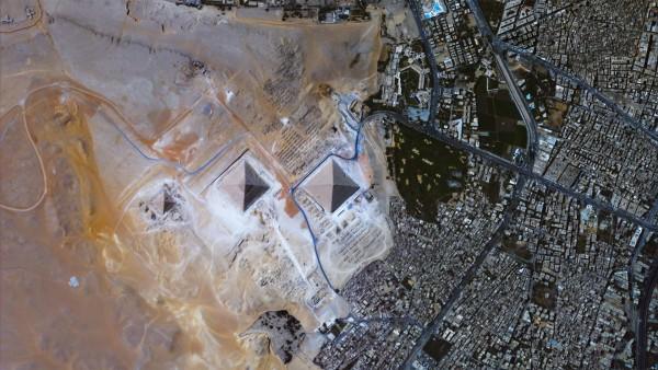 Giza - Egipt - 16.08.2015