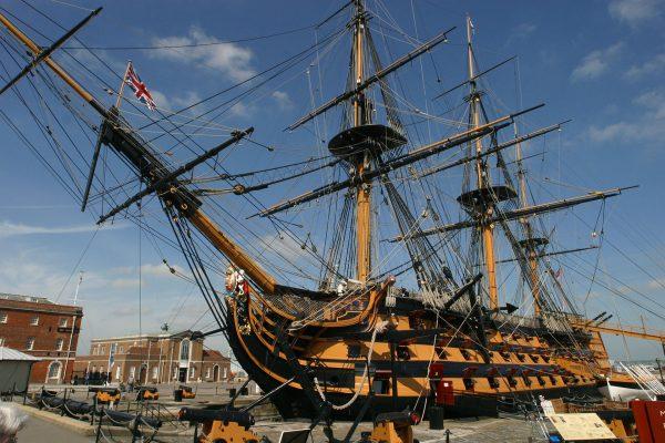 HMS Victory współcześnie