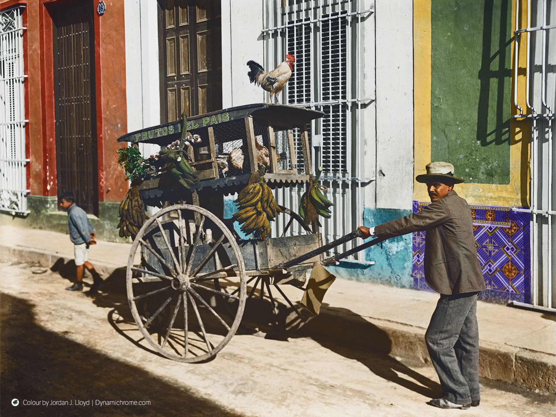 After-Hawana - Kuba - 1900-1906 r.
