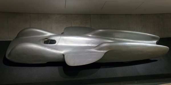 Mercedes-Benz T80 (fot. Morio/Wikimedia Commons)