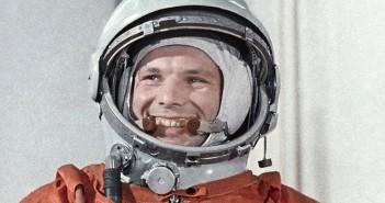 Pierwszy człowiek w kosmosie - Jurij Gagarin