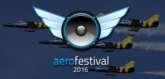"""Aerofestival 2016 zbliża się """"wielkimi skrzydłami"""""""