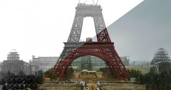 The Paper Time Machine - historyczne zdjęcia w kolorze