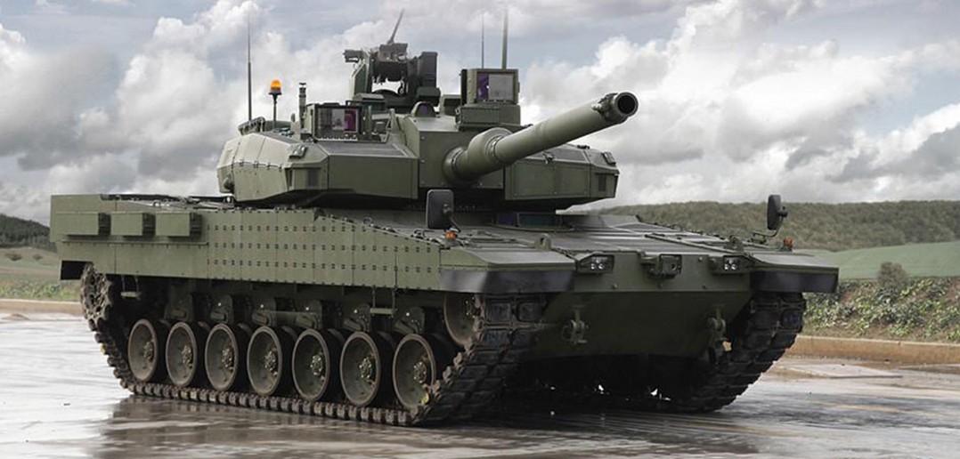 Altay - turecki czołg podstawowy