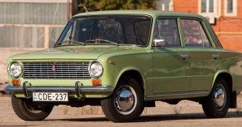 Żiguli - radziecki Fiat 124
