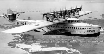 Dornier Do X - latający statek