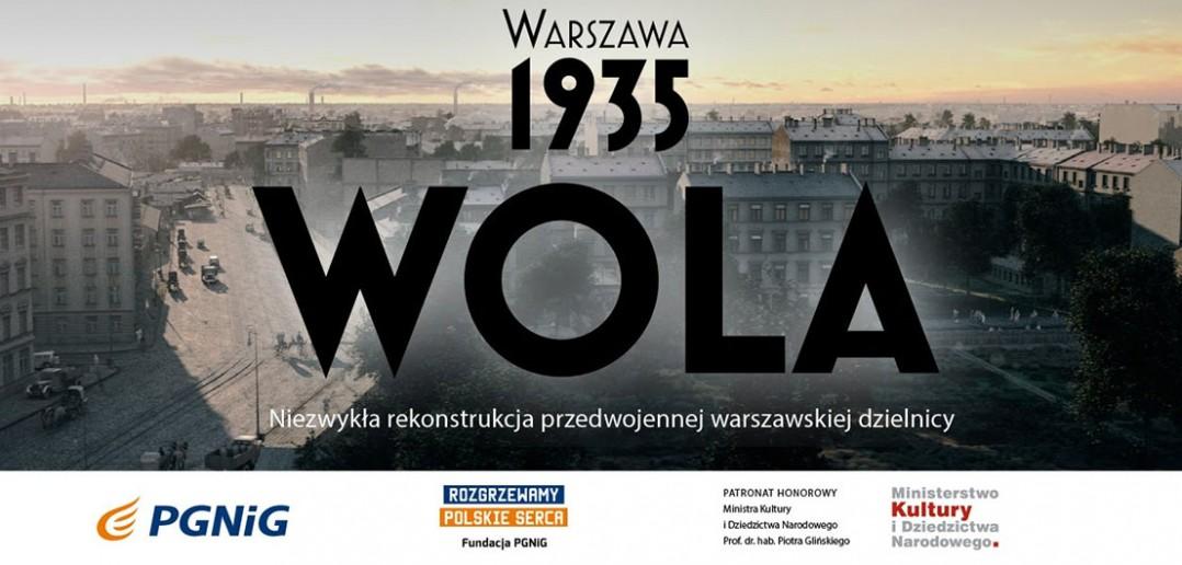 Warszawa 1935 Wola - film
