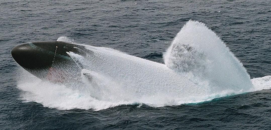Emergency Blow - awaryjne wynurzenie okrętu podwodnego
