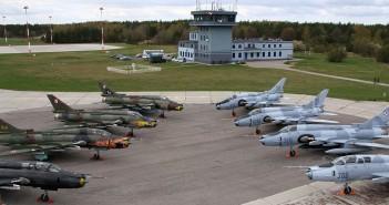 Su-22 w nowych barwach - galeria