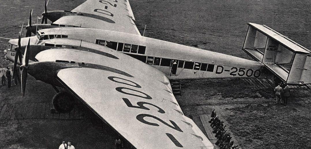 Samolot pasażerski Junkers G.38