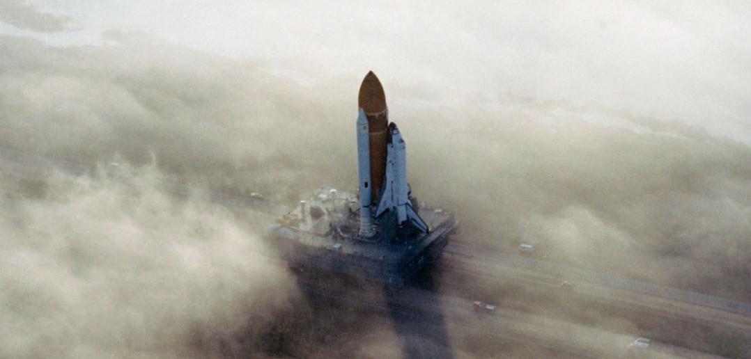 Promy kosmiczne skryte we mgle - zdjęcia