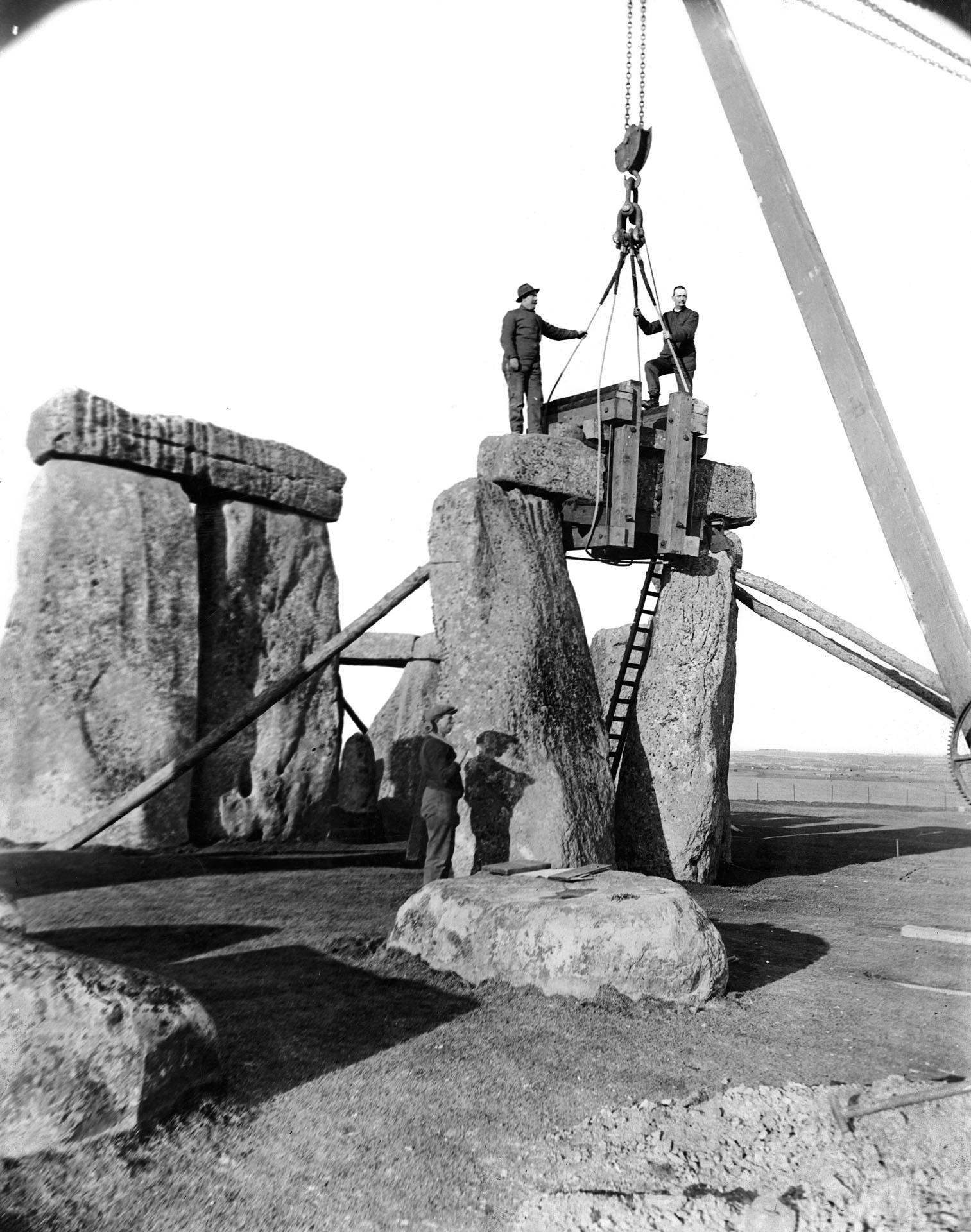 Before-Stonehenge