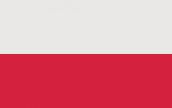 Oficjalna Flaga Polski
