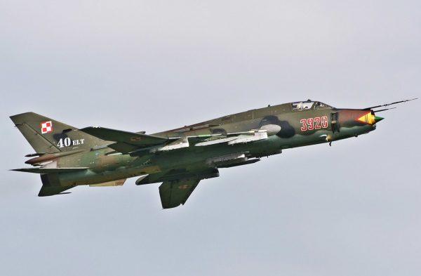 Suchoj Su-22 Polish Demo Team