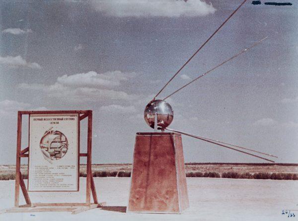 Replika Sputnika