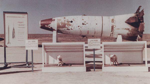 Fragment rakiety R-2A