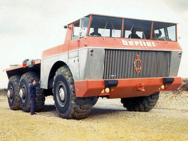 Berliet T100 nr. 4
