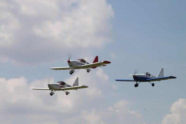 3AT3 Formation Flying Team