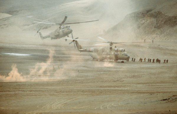 Peruwiańskie Mi-6