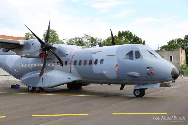 CASA C-295 - Aerofestival 2016 (fot. Michał Banach)