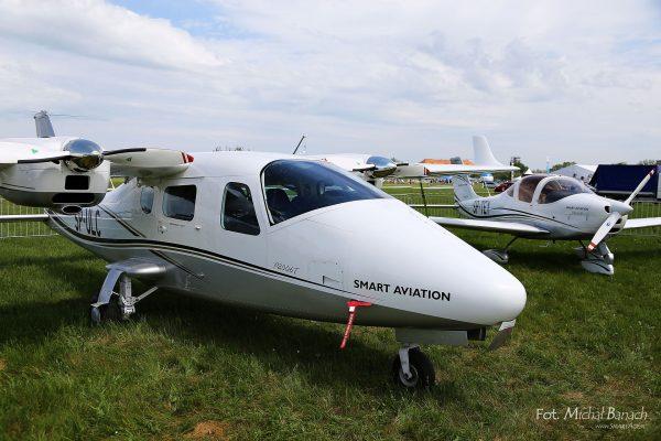 Tecnam P2006T - Aerofestival 2016 (fot. Michał Banach)