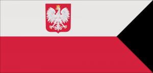 Bandera okrętów wojennych