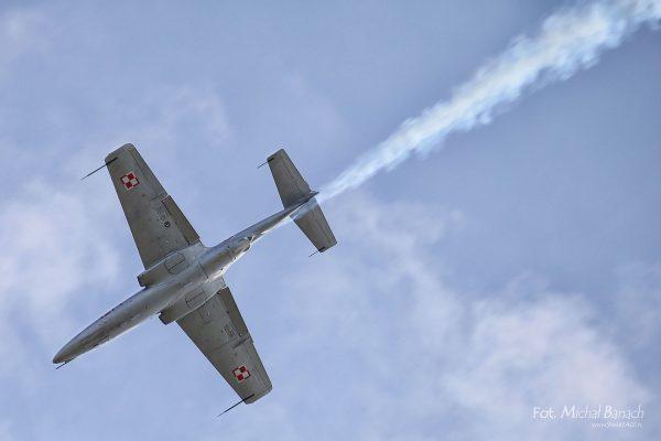 PZL TS-11 Iskra - Aerofestival 2016 (fot. Michał Banach)