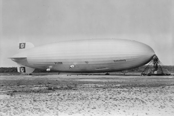 Sterowiec LZ 129 Hindenburg