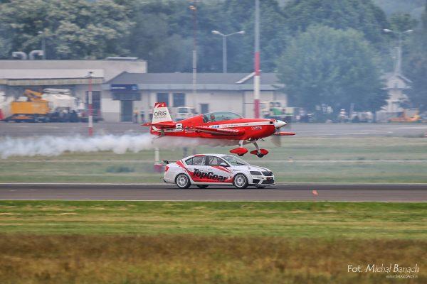 Żelazny vs. Skoda - Aerofestival 2016 (fot. Michał Banach)
