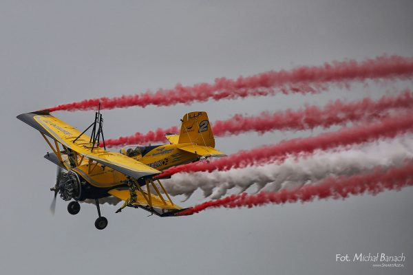 Catwalk - Aerofestival 2016 (fot. Michał Banach)